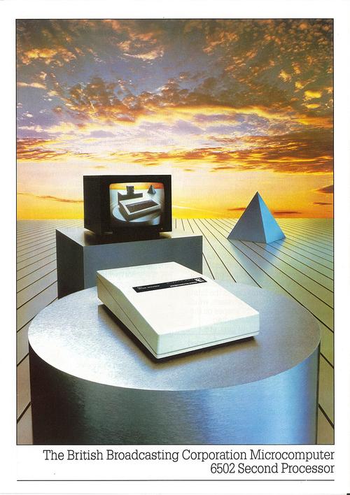 Acorn BBC 6502 Second Processor