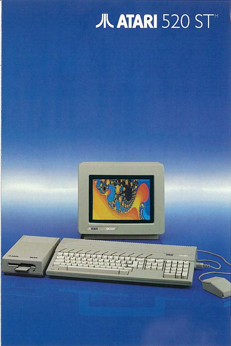 Atari 520 STM