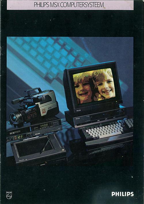 Philips MSX Computersysteem
