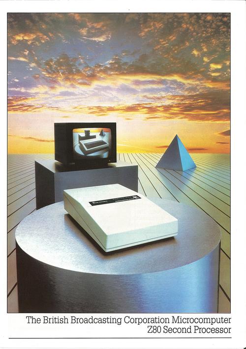 Acorn BBC Z80 Second Processor