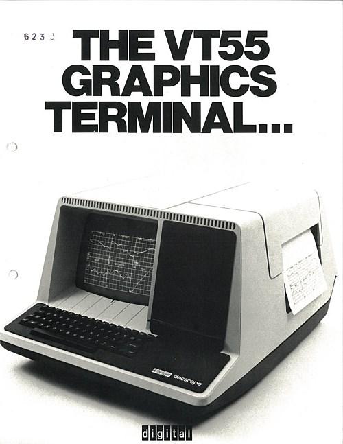 The VT55 Graphics Terminal